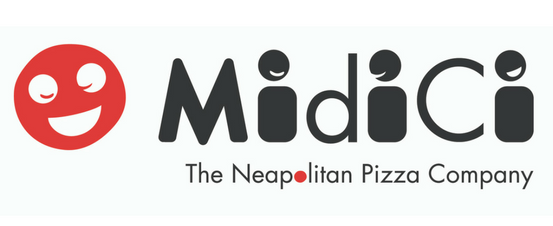 Midici - The Neapolitan Pizza Company    Logo