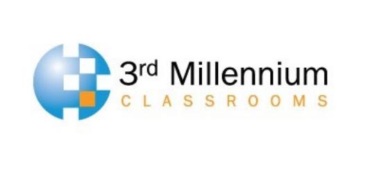 3rd Millenium Classrooms Logo