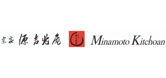 미나모토 키초안 (Minamoto Kitchoan) Logo