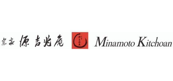 Minamoto Kitchoan                        Logo