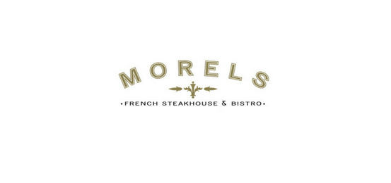 Morels French Steakhouse & Bistro Logo