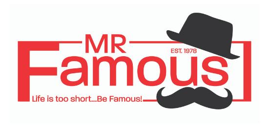 Mr. Famous Logo
