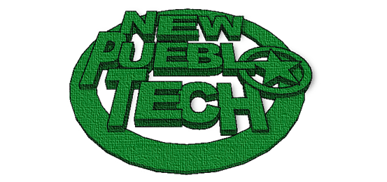 New Pueblo Tech                          Logo