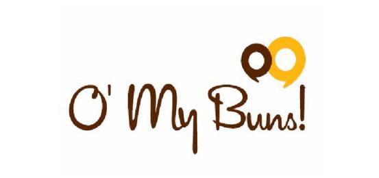 O' My Buns Logo