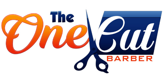 The One Cut Barber                       Logo