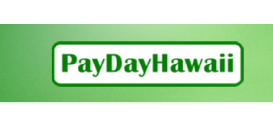 Pay Day Hawaii                           Logo