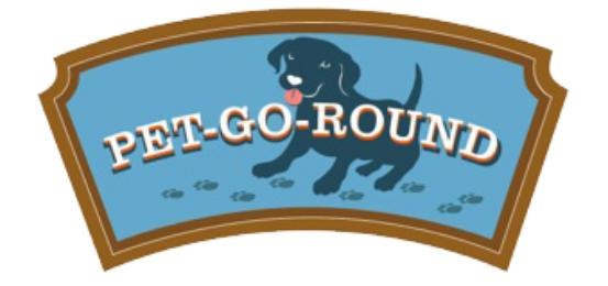 Pet-Go-Round Logo