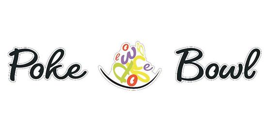 Poke Bowl* Logo