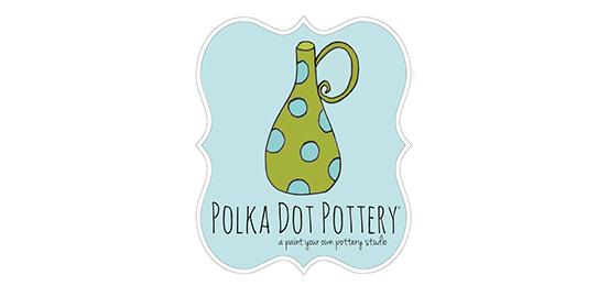 Polka Dot Pottery Logo