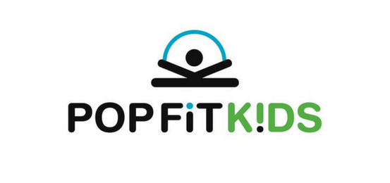 Pop Fit Kids Logo