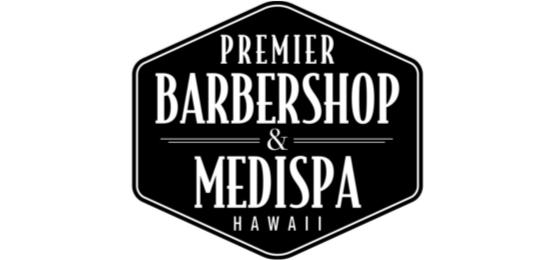 Premier Barbershop Logo