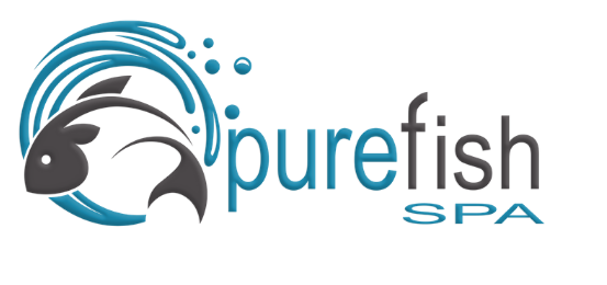 Pure Fish Spa Logo
