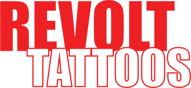 Revolt Tattoos                           Logo