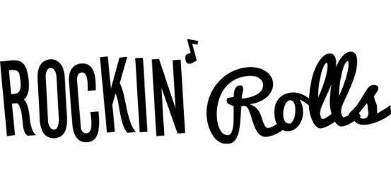 Rockin' Rolls Logo