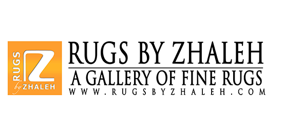 Rugs By Zhaleh                           Logo