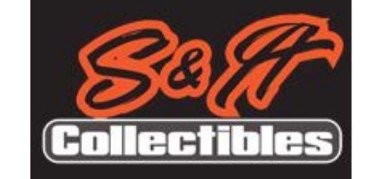 S & A Collectibles Logo