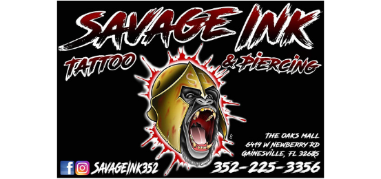 Savage Ink                               Logo