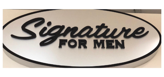 Signature For Men Logo