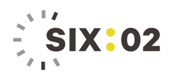Six:02 Logo