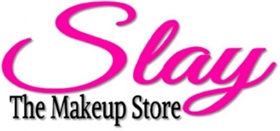 Slay The Makeup Store Logo