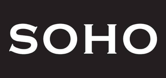 Soho Fashions Logo