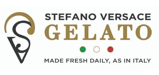 Stefano Versace Gelateria Italiana Gourm logo