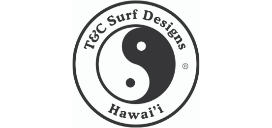 T&C 서프 디자인즈 (T&C Surf Designs) Logo