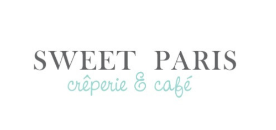 Sweet Paris Creperie & Cafe              Logo