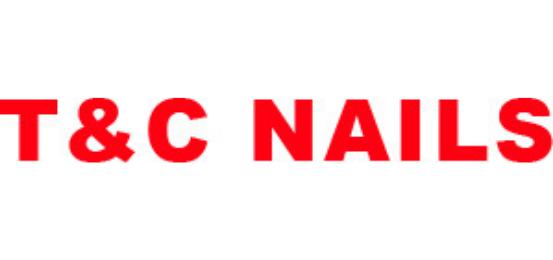 T & C Nails Logo