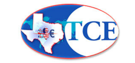 Texas Currency Exchange Logo