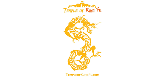 Temple Of Kung Fu Logo