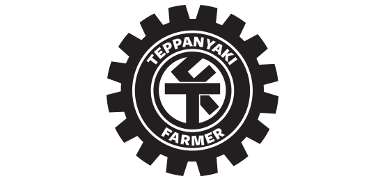 Teppanyaki Farmer Logo