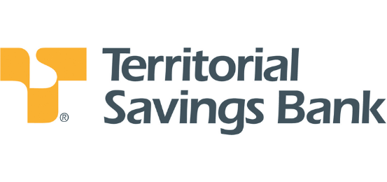 Territorial Savings Bank                 Logo