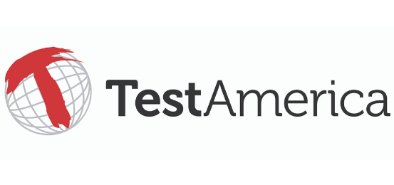 Test America Logo