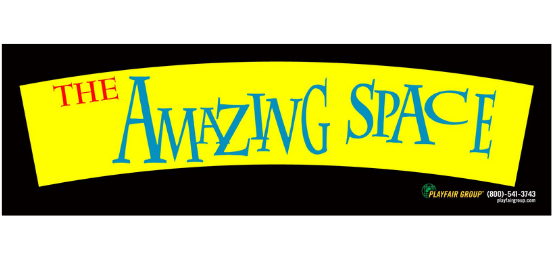 The Amazing Space Logo