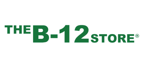 The B-12 Store                           Logo