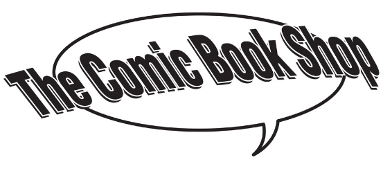 The Comic Book Shop                      Logo