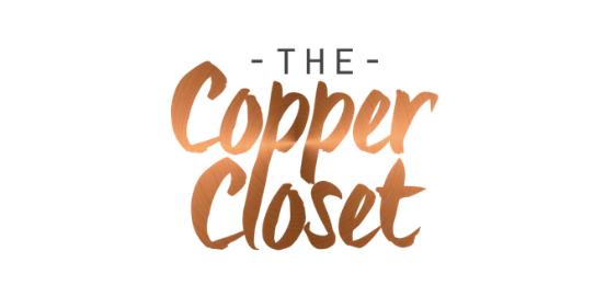 The Copper Closet Logo