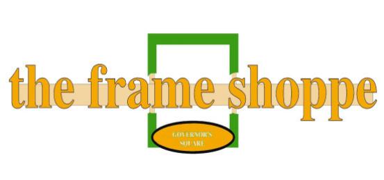 Frame Shoppe                             Logo