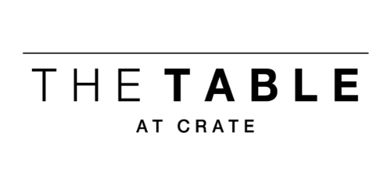 The Table at Crate Logo