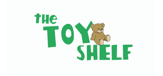 The Toy Shelf Logo