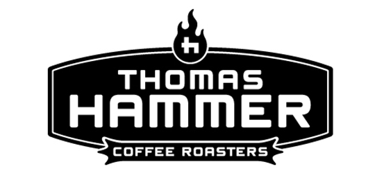 Thomas Hammer Coffee Roast               Logo
