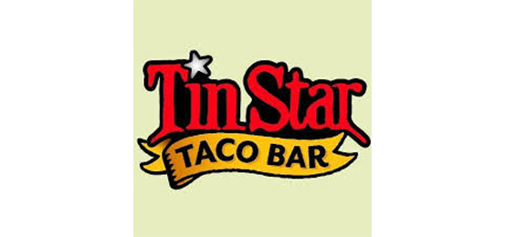 Tin Star Taco Bar Logo