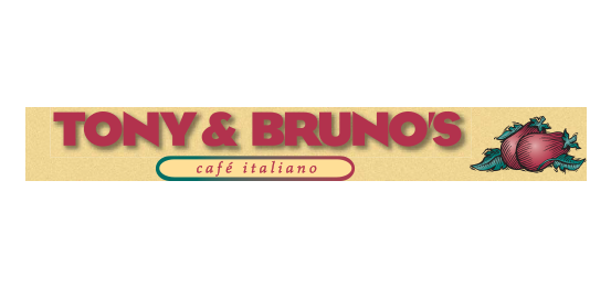 Tony & Bruno's Logo
