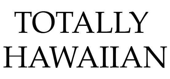 Totally Hawaiian Logo