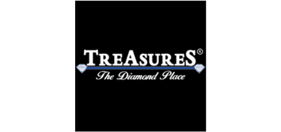 Treasures The Diamond Place Logo