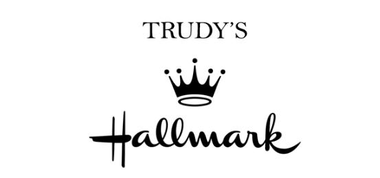 Trudy's Hallmark Logo