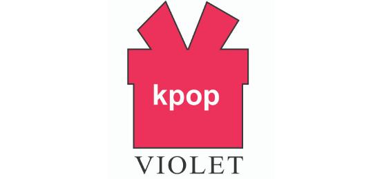 Violet-K-Pop Logo