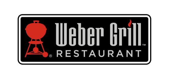 Weber Grill Restaurant                   Logo