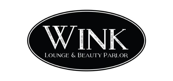 Wink Lounge & Beauty Parlor Logo